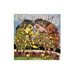 "Yardbirds ""Yardbirds"" Signed Album"