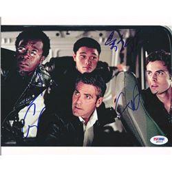 PSA/DNA Oceans 11 Cast Signed Photo