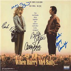 When Harry Met Sally Signed Laserdisc