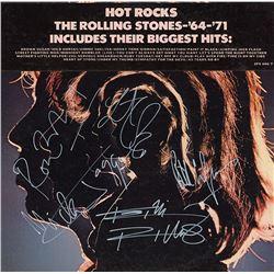 """Rolling Stones """"Hot Rocks"""" Signed Album"""
