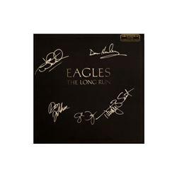 "Eagles ""The Long Run"" Signed Album"