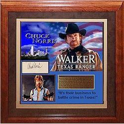 Chuck Norris Texas Ranger Collage