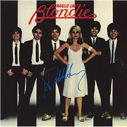 """Blondie """"Parallel Lines"""" Signed Album"""