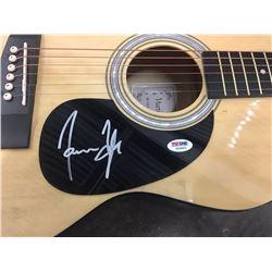 PSA/DNA James Taylor Signed Acoustic Guitar