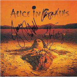 "Alice in Chains ""Dirt"" Signed Album"
