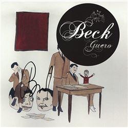 """Beck """"Guero"""" Signed Album"""