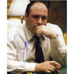James Gandolfini Signed Photo