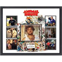 """John Belushi """"Animal House"""" Signed Collage"""