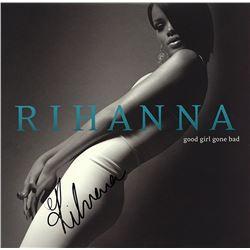 "Rihanna ""Good Girl Gone Bad"" Signed Album"
