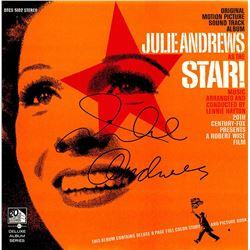 Julie Andrews Signed The Star Album
