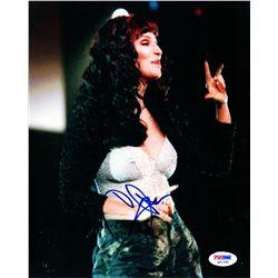 PSA/DNA Cher Signed Photo