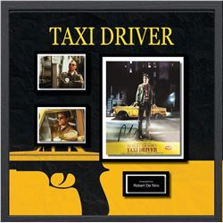 Taxi Driver Signed Movie Collage