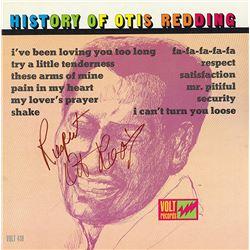 "Otis Redding ""History Of Otis Redding"" Signed Album"