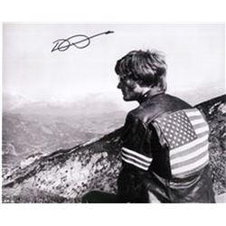"Peter Fonda ""Easy Rider"" Signed Photo"