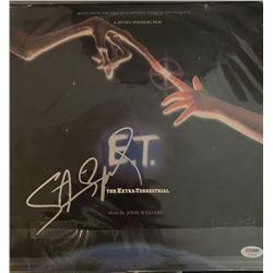 """Steven Spielberg """"E.T."""" Signed Album"""
