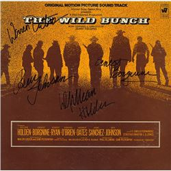 The Wild Bunch Signed Soundtrack