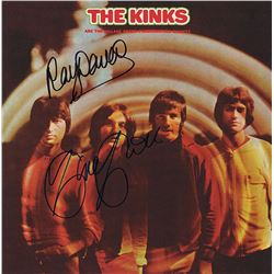"The Kinks ""The Village Green Preservation Society"" Signed Album"