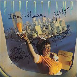 "Supertramp ""Breakfast in America"" Signed Album"