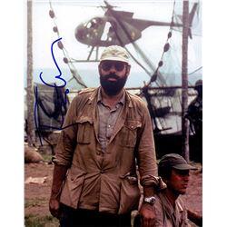"Francis Ford Coppola ""Apocalypse Now"" Signed Photo"
