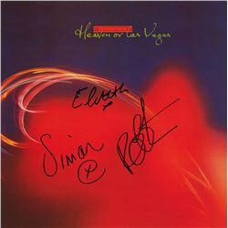 """Cocteau Twins """"Heaven or Las Vegas"""" Signed Album"""