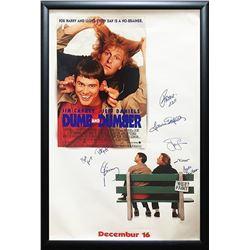Dumb & Dumber Signed Movie Poster