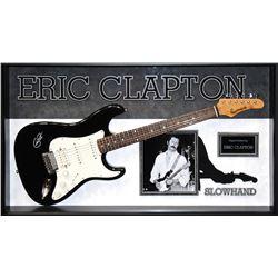 Eric Clapton Signed Guitar