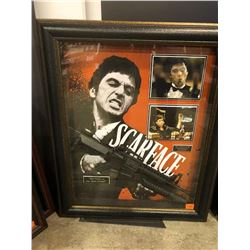 """Al Pacino """"Scarface"""" Signed Photo Collage"""