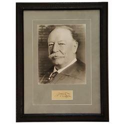 William Taft Signature