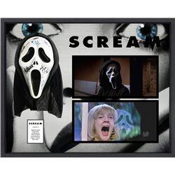 Scream Cast Signed Mask