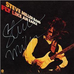 """Steve Miller """"Fly Like An Eagle"""" Signed Album"""