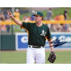 Will Ferrell Spring Training Signed Photo