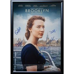 Brooklyn Signed Movie Poster
