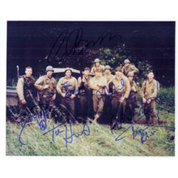 "Signed Photo from ""Saving Private Ryan"""