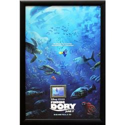Finding Dory Signed Movie Poster