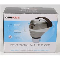 OBUSFORME PROFESSIONAL PALM MASSAGER.