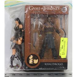 XENA/DROGO ACTION FIGURES