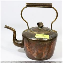 ANICK TEA POT WITH MINIATURES