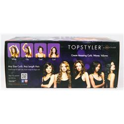 NEW! TOPSTYLER HEATED CERAMIC STYLING SHELLS