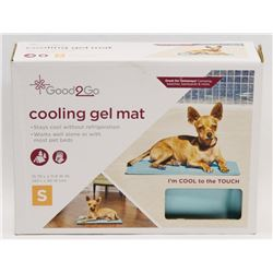 "NEW! ""GOOD2GO"" COOLING GEL MAT"