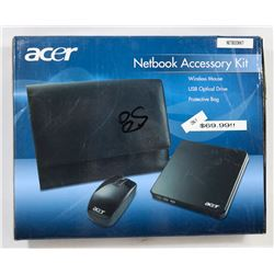 ACER NETBOOK ACCESSORY KIT INCLUDES