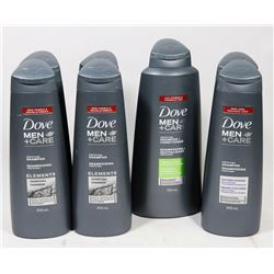 BAG OF DOVE MEN + CARE HAIR CARE