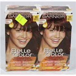 GARNIER BELLE COLOR: COLOR EASE CREME HAIR COLOUR