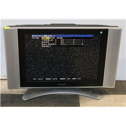 "SHARP 20"" LCD TV WITH STAND"