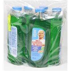 BAG OF 5 MR. CLEAN MULTI PURPOSE CLEANERS