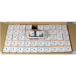 CASE OF 50 SYLVANIA CF13DT/E/835/ECO 13W LIGHTBULBS