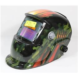 NEW ELECTRONIC AUTO DARKENING WELDING HELMET