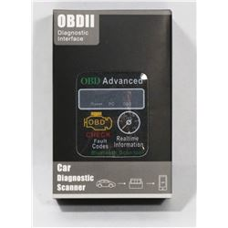 NEW OBD 2 BLUETOOTH VEHICLE CODE ERROR READER