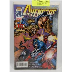1ST SPECTACULAR  ISSUE THE AVENGERS COMICS