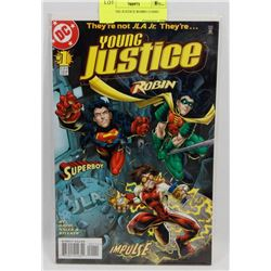 #1 YOUNG JUSTICE ROBIN COMIC
