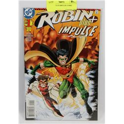 #1 ROBIN PLUS IMPULSE COMIC